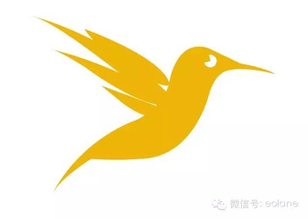 Little Hummingbird - New LOGO of Group Eolane